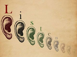 Listen-ears small to large