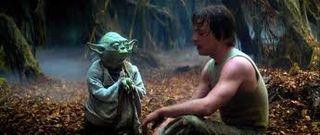 Yoda mentors